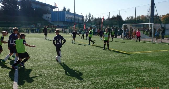 Start Płockich Lig U-9, U-10 i Orlen Płockiej Ligi Orlik U-11