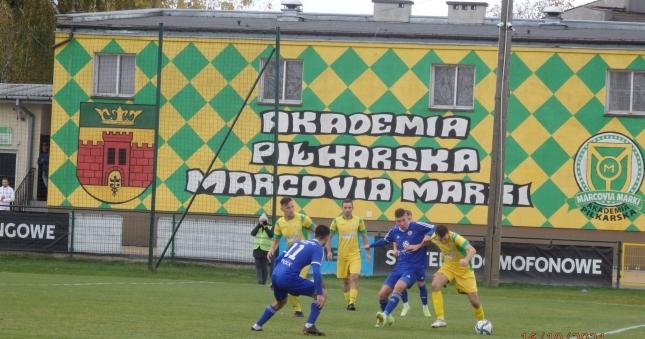 AP Marcovia Marki - Stoczniowiec Płock 1:0